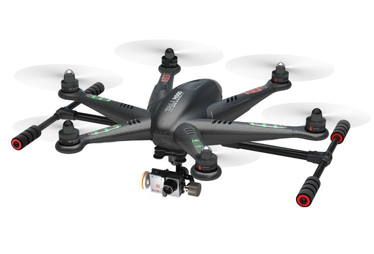 Walkera Scout X4 - min nye drone